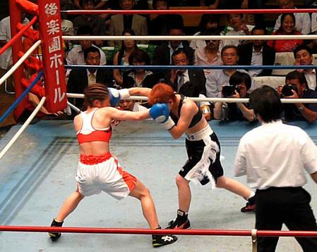 柴田直子vs黒木優子