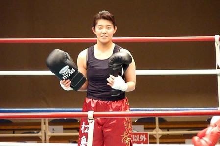 松島利也子選手