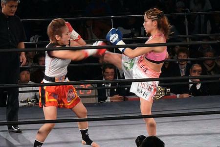 山田純琴 vs Mai-2