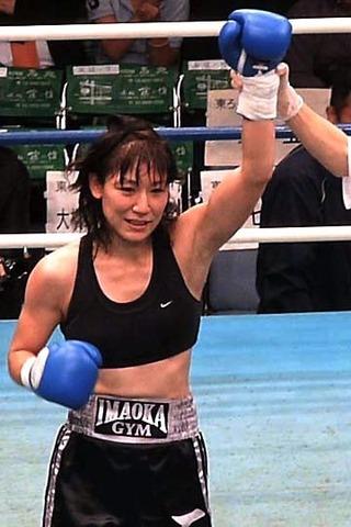 石川範子選手