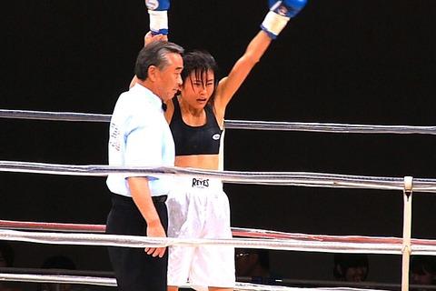 森貴世佳 vs 山本和香奈7