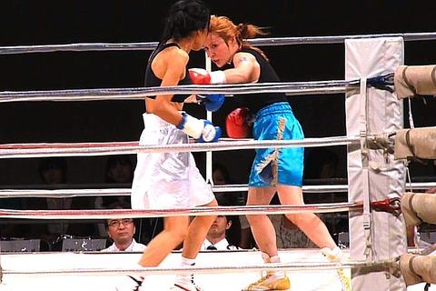 森貴世佳 vs 山本和香奈5