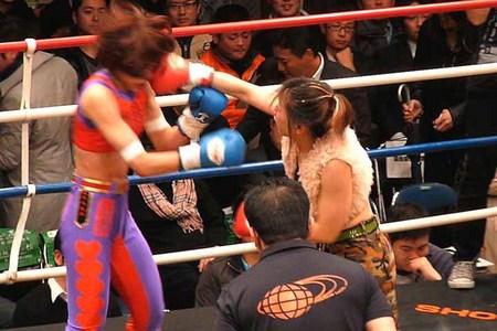 風香 vs 朱里
