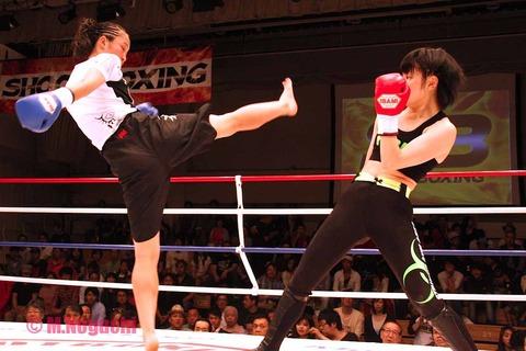 城侑沙 vs MARI