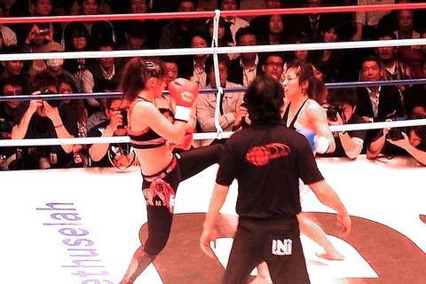 RENA vs 神村エリカ