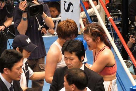水谷智佳 vs キム・ジユン-9