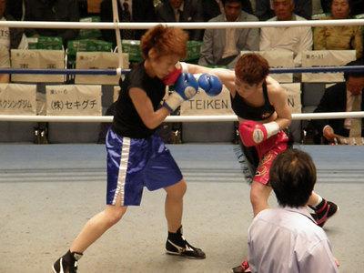 柴田vs栗原