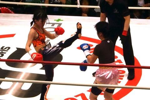 MIO vs キラッ☆Yuuki