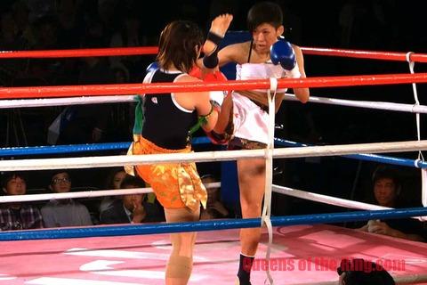トモコSP vs 櫻弥生