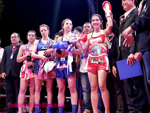 WORLD MUAY THAI ANGELS ���ɡ��२���������󥸥��륹