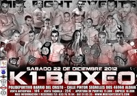 MIX FIGHT EVENTS - BOXEO K1