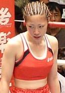 黒木優子選手