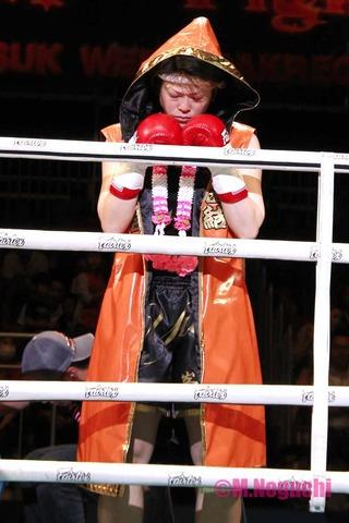 高田結選手