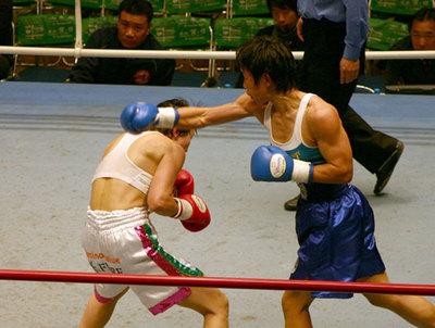 上村里子 vs 菊川未紀 5