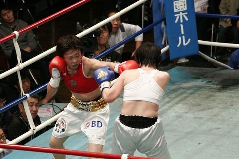 富樫 vs ソン