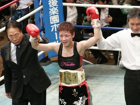 柴田選手防衛