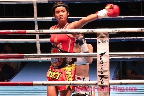 ティチャ—・ゴーアディソン vs リトル・タイガー