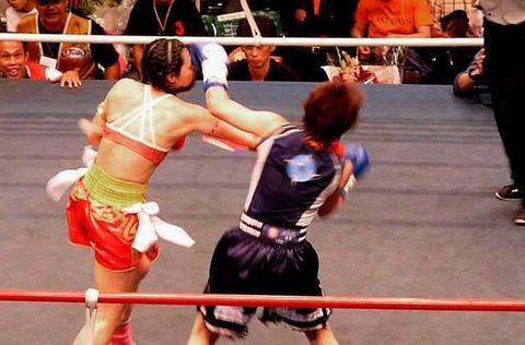 ちはる vs 山田純琴