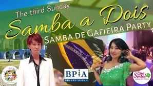 3rd Samba a Dois