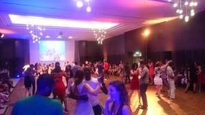 Lyon Samba Baile