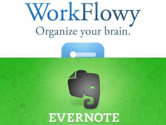 workflowy-evernote