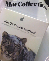MacOS X 10.6 Snow Leopard