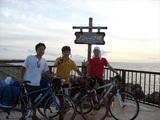 自転車の旅 北海道1