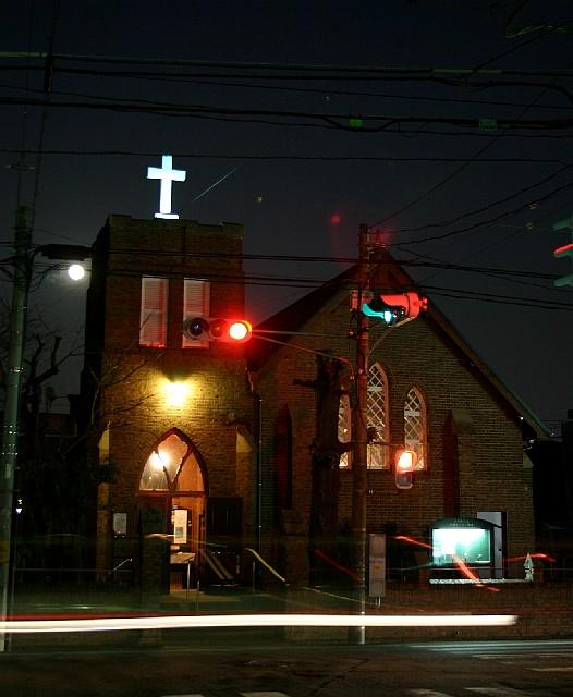 日本聖公会川越キリスト教会1