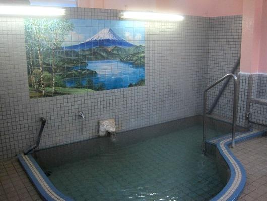 新湯 浴室