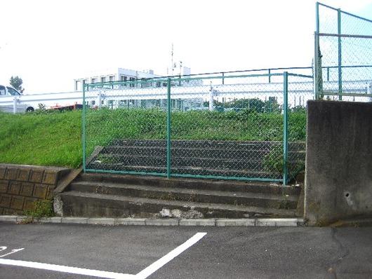 ドリーム駅階段2