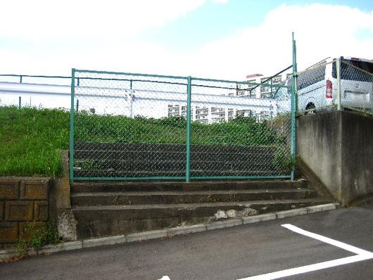 ドリーム駅階段