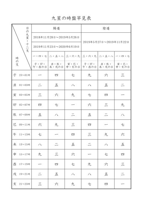 こよみ2019見本3