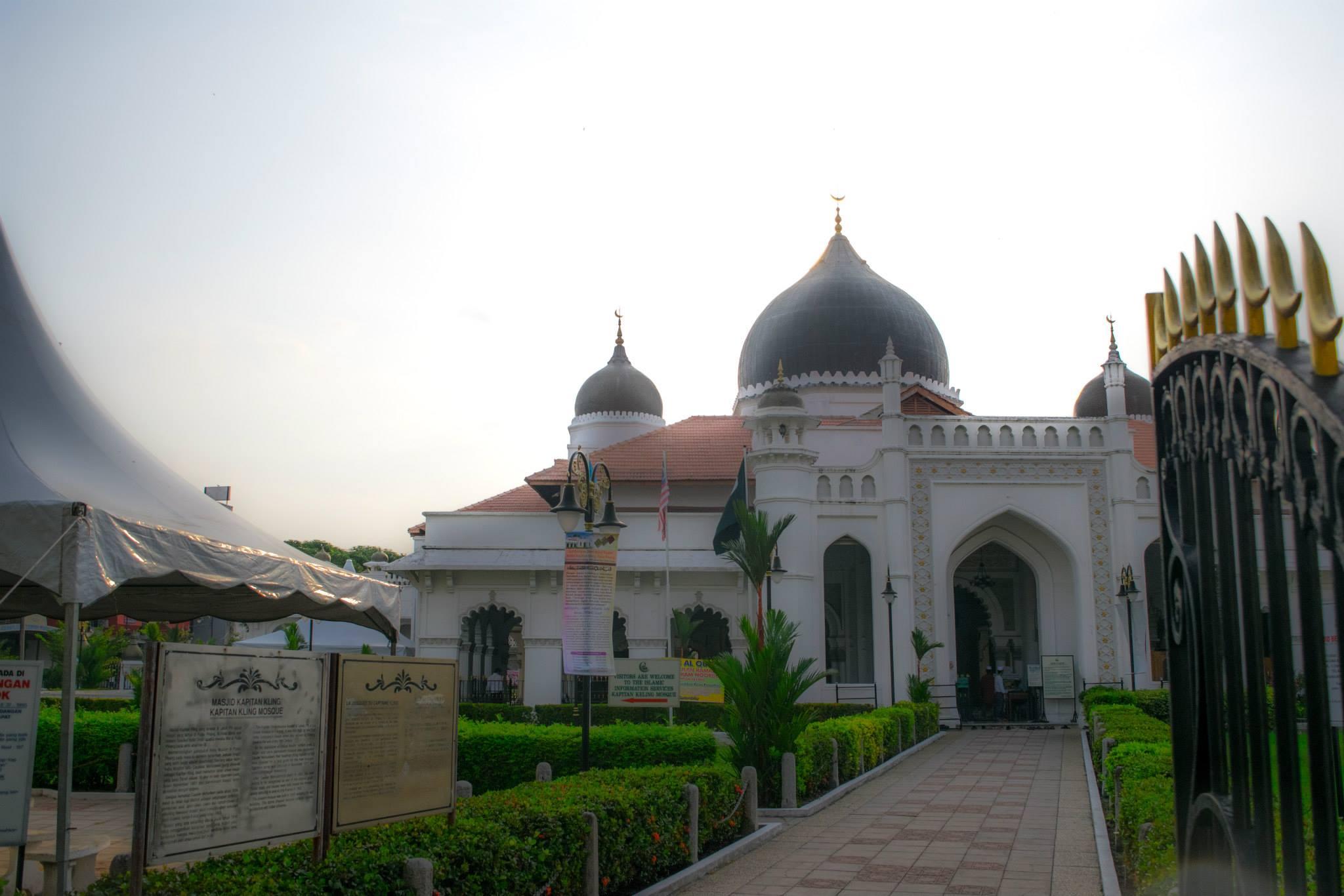 ペナン島 カピタン・クリン・モスク#166