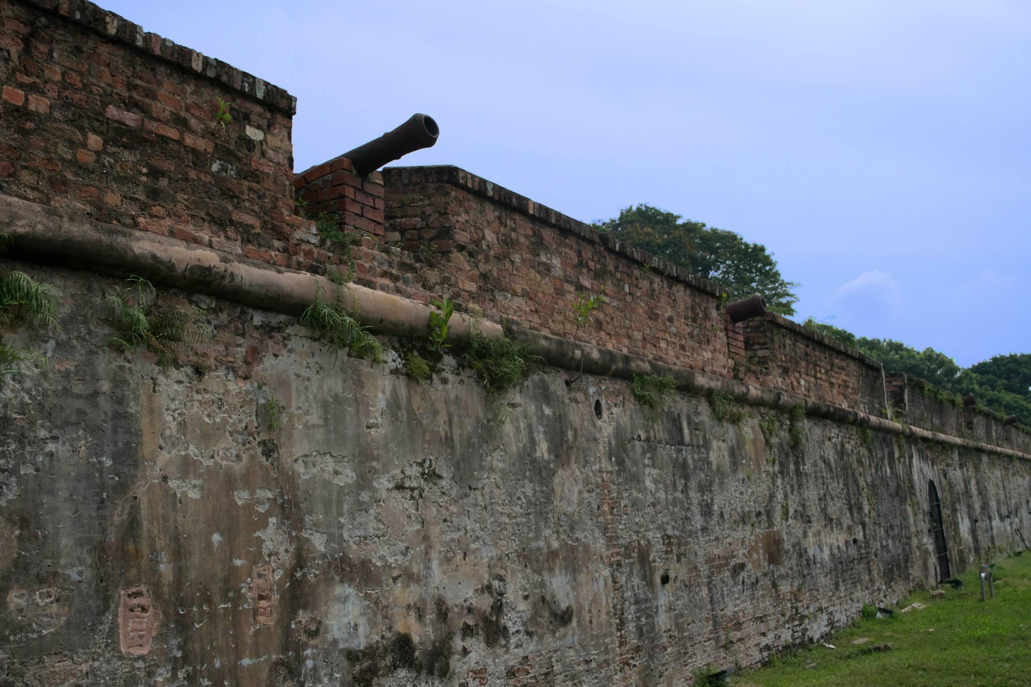 ペナン島 コーンウォリス要塞#161