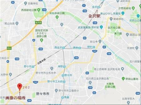 石川県マップ