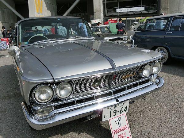 プリンス自動車工業 グロリア(GLORIA) 2代目 S40型系(1962年 - 1967 ...