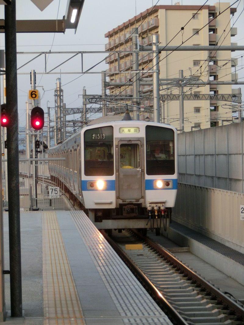 熊本県熊本市 熊本駅:JR九州国鉄415系電車 : ラビット