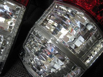 LEDクリスタル コンビテールレンズ