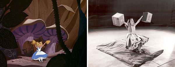ディズニーアニメ『不思議の国のアリス』の作り方 (1)