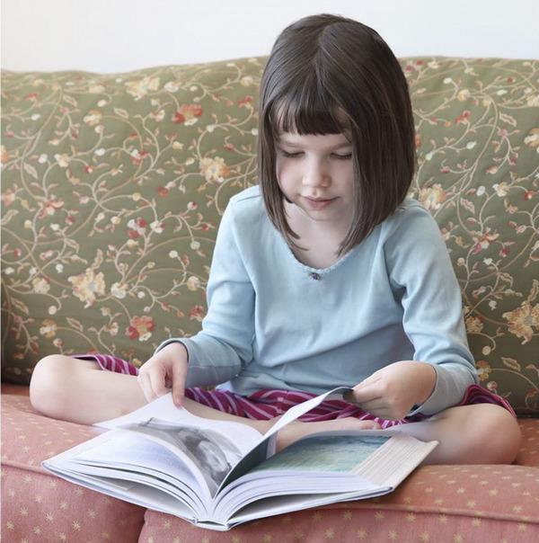 自閉症の6歳の少女が描く絵画が美しい! Iris Grace  (10)