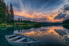 オレゴン州の大自然!美しい夕日などを撮影した風景写真