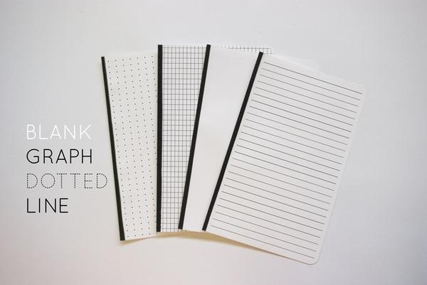 『Rekonect Notebook』ページをシャッフル!マグネット式ノート (5)