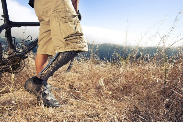 クールなデザインの義足・義肢 Scott-Stummit 9
