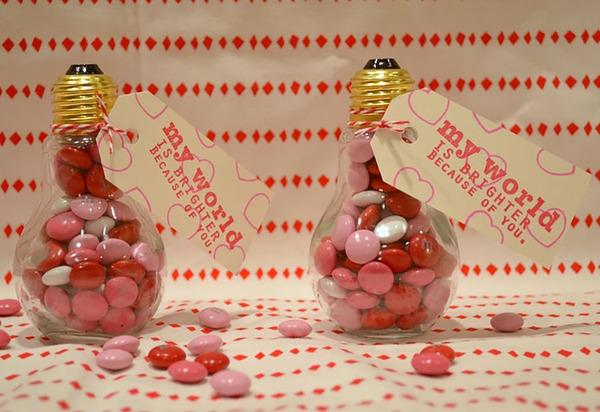 バレンタインデーの贈り物