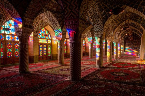 マスジェデ・ナスィーロル・モスク 11