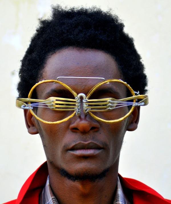 ユニークな眼鏡デザイン (8)