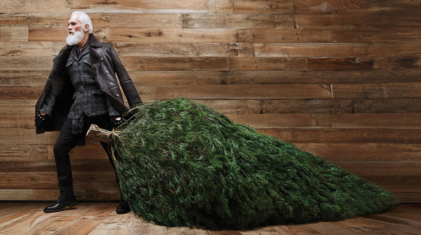 もうすぐクリスマス!イケメンすぎるファッションサンタ! (1)