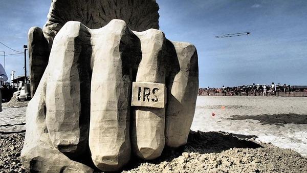 砂の彫刻コンテスト ハンプトン・ビーチ (13)