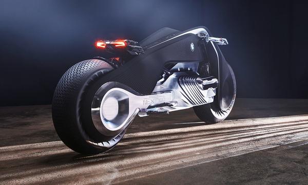 完全にSF!BMWのコンセプトバイク「VISION NEXT 100」 (3)