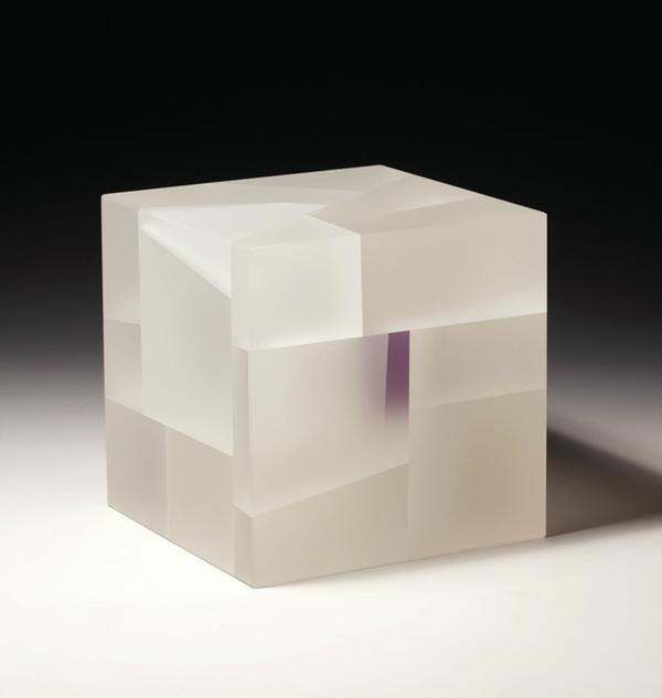 細胞分裂のガラスアート セグメンテーション 3
